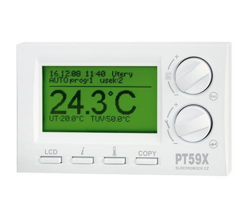 ELEKTROBOCK Termostat s OT komunikací PT59X