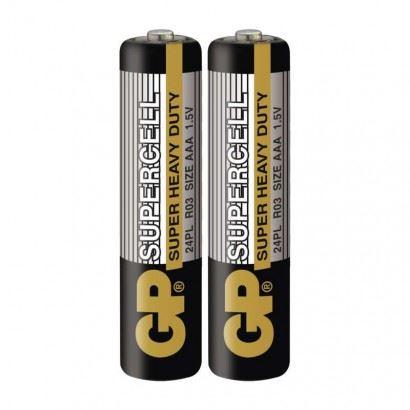 Baterie GP Supercell R03 (AAA, mikrotužka)