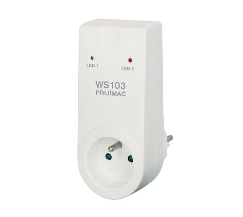 ELEKTROBOCK Náhradní přijímač k WS101 WS103