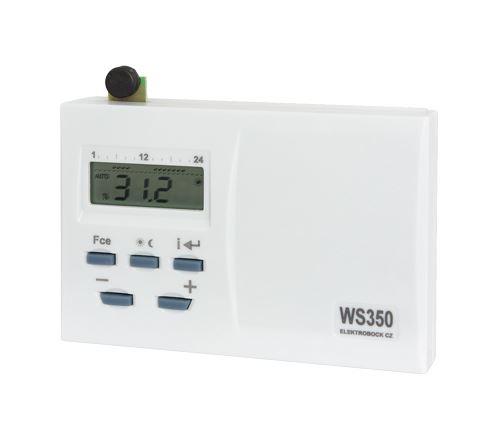 ELEKTROBOCK Bezdrátové čidlo vlhkosti WS350