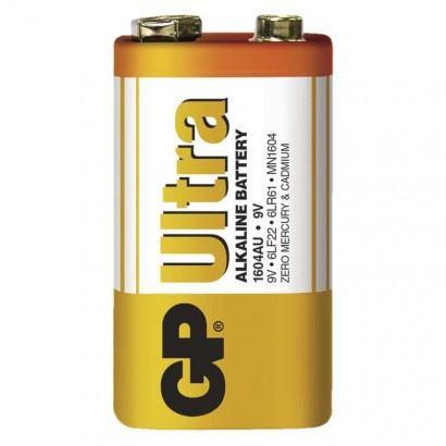 Baterie GP Ultra Alkaline 9V